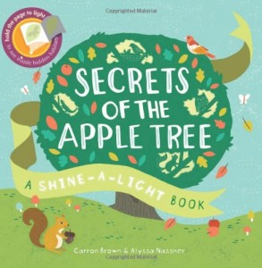 Craft Ideas for Kids - Secrets of the Apple Tree