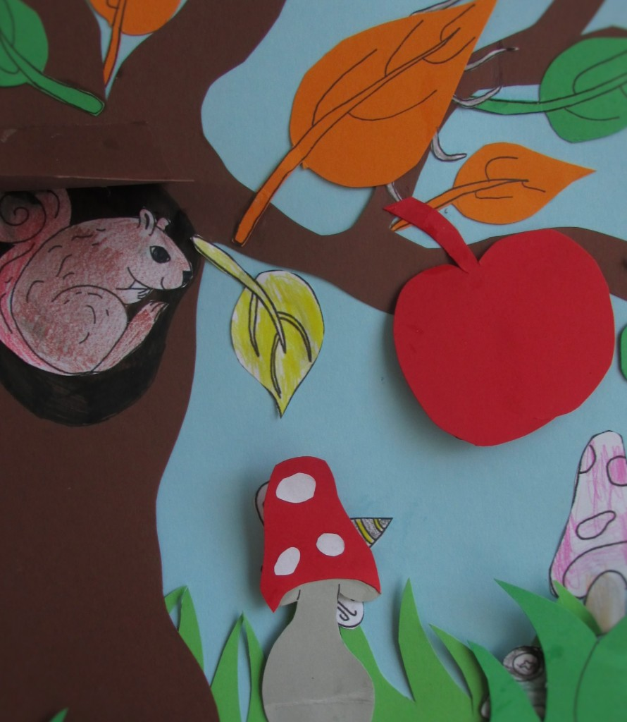 Craft Ideas for Kids - Woodland Secrets 7