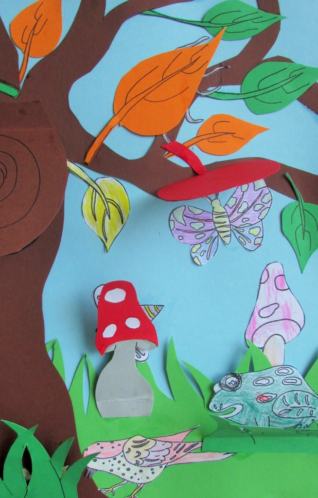 Craft Ideas for Kids - Woodland Secrets 8