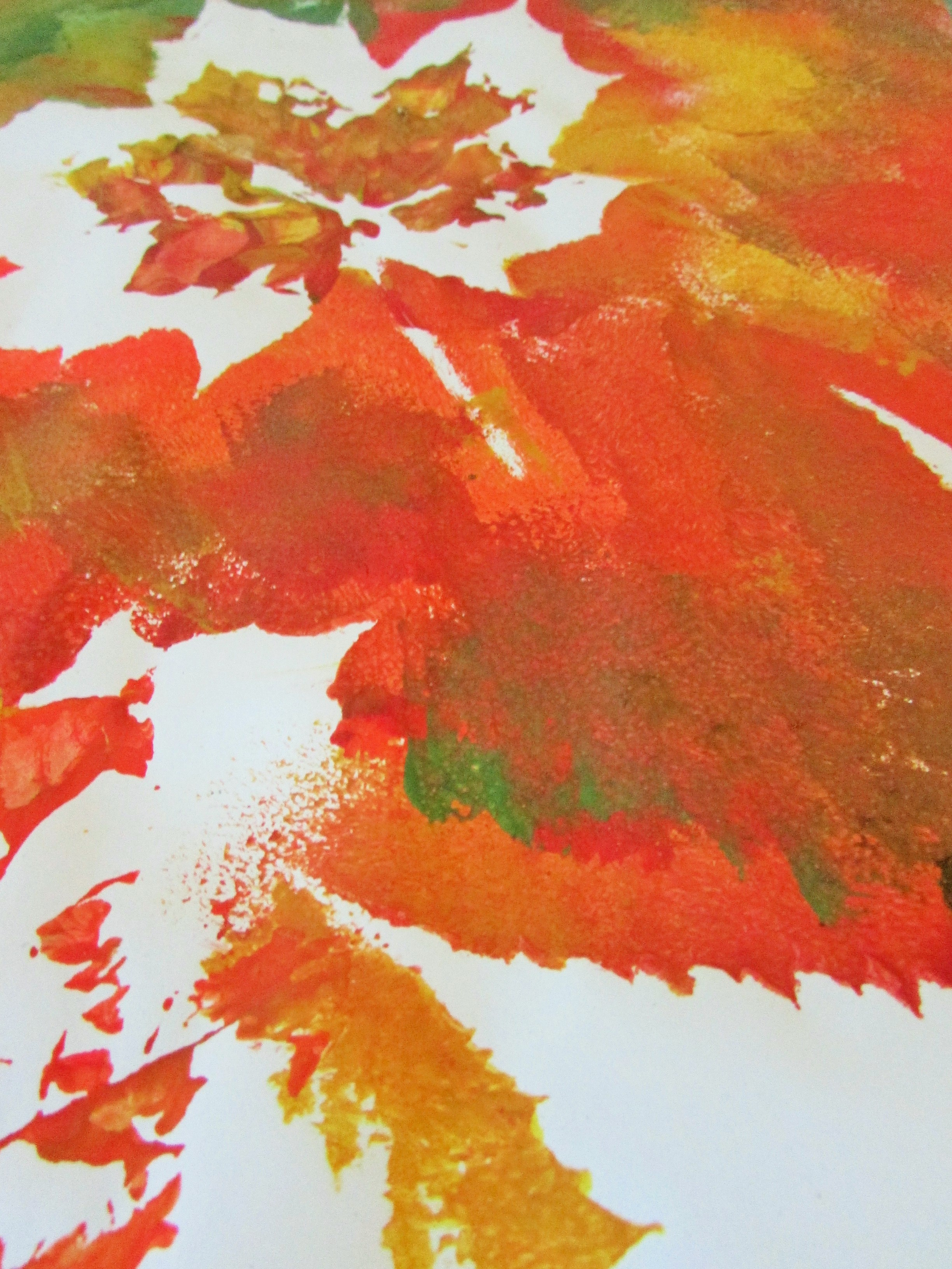 Leaf archives craft ideas for kids for Fall pictures to paint