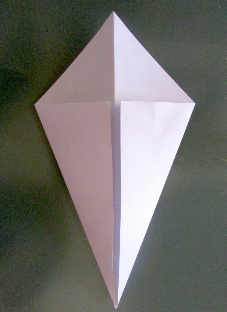Craft Ideas for Kids - Origami Swans