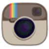 Instagram Social Button Sq