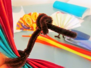 Retro Pipe Cleaner Thanksgiving Turkey 3